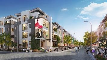 Dòng tiền đầu tư cuối năm tìm đến biệt thự thương mại nội đô