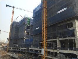 Cập nhật tiến độ các công trình dự án Imperia Garden - Ngày 12.04.2016
