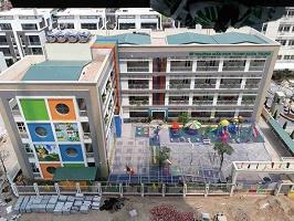 Tiện ích trường học- ưu điểm vàng của những dự án nội đô